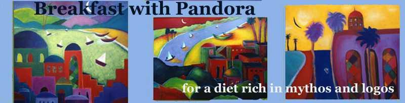 Breakfast with Pandora banner image