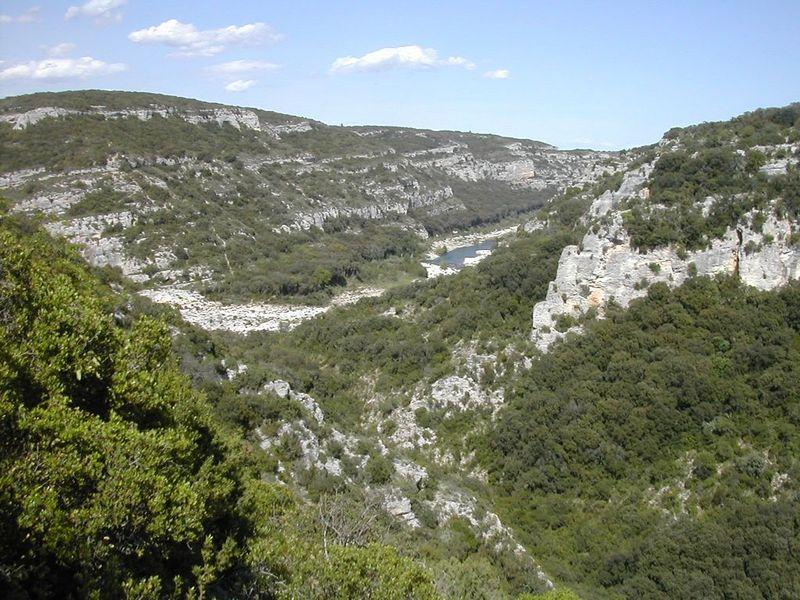 Garriguelandscape
