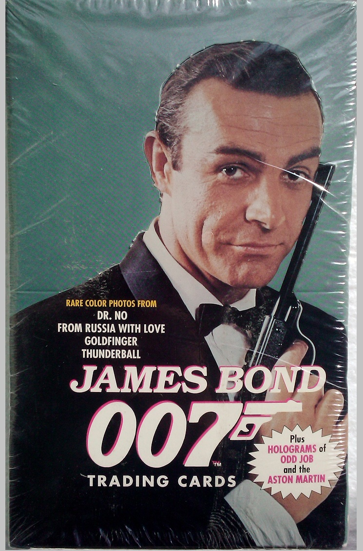 Jamesbondtradingcard